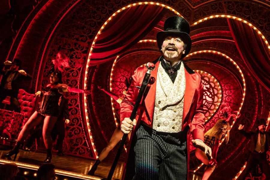 Moulin Rouge, Broadway