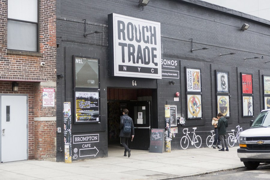 Rough Trade, Williamsburg, Records, Brooklyn, NYC, BK, Vinyl, Brittany Petronella, New York City