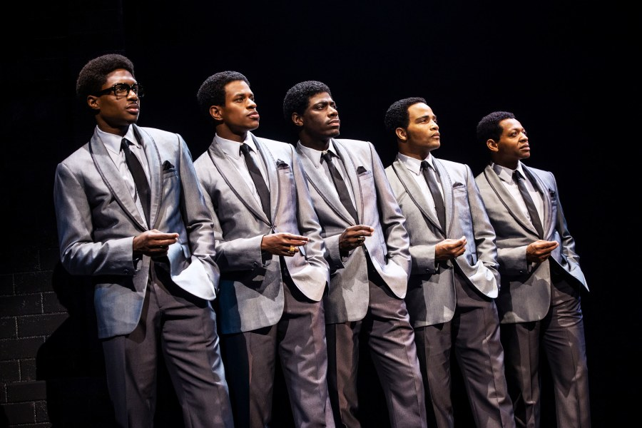 Ain't Too Proud, Tony Nominees, Broadway, NYC