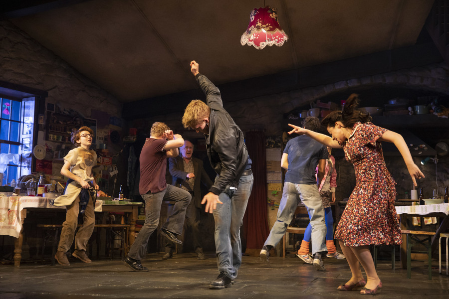 The Ferryman, Broadway, Manhattan, NYC, Joan Marcus, Theaters, Tony Nominees,