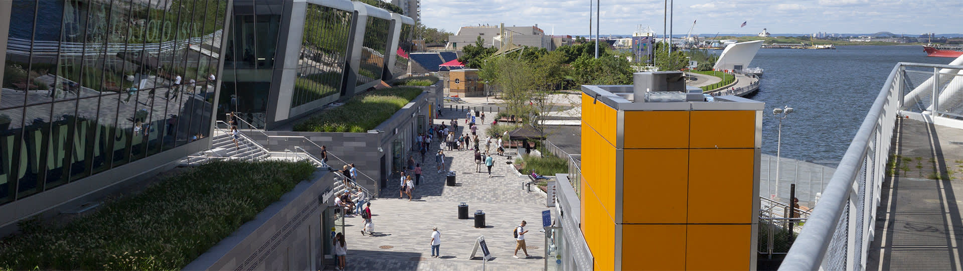 Empire Outlets, St George, Staten Island,