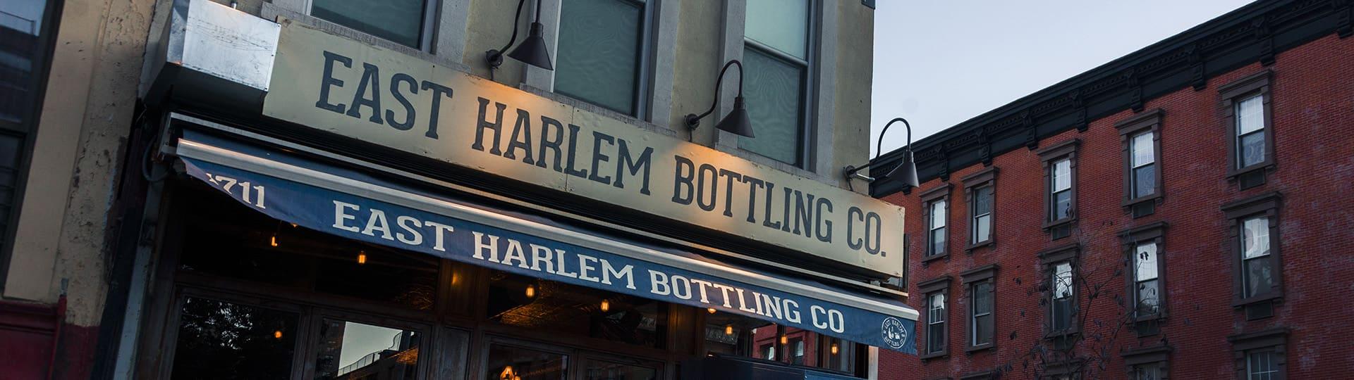 East Harlem, East Harlem Bottling Co,