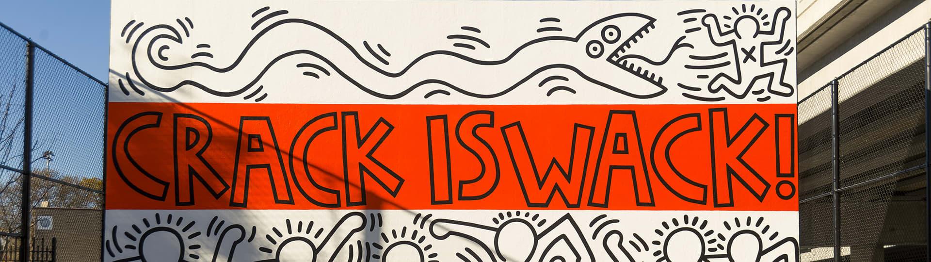 Keith Haring artwork