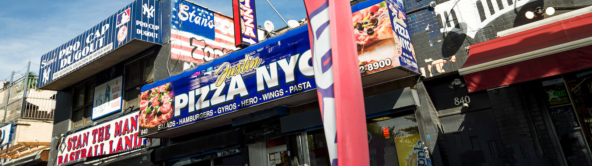 dining in the south bronx, NYC